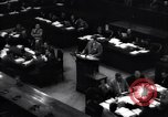 Image of war crimes trials Tokyo Japan, 1948, second 11 stock footage video 65675034568