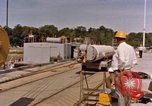 Image of loading dockside to submarine United States USA, 1964, second 1 stock footage video 65675034571