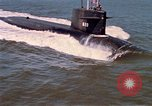 Image of US Navy nuclear submarine operations United States USA, 1965, second 7 stock footage video 65675034573