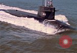 Image of US Navy nuclear submarine operations United States USA, 1965, second 8 stock footage video 65675034573