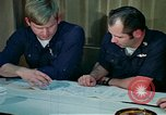 Image of US Navy sailors perform duties aboard submarine at sea United States USA, 1965, second 7 stock footage video 65675034575