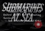 Image of Submarines of the U.S. Asiatic Fleet United States USA, 1940, second 6 stock footage video 65675034582