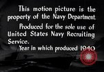 Image of Submarines of the U.S. Asiatic Fleet United States USA, 1940, second 9 stock footage video 65675034582