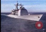 Image of Theodore Roosevelt aircraft carrier Norfolk Virginia USA, 1996, second 3 stock footage video 65675034584
