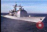 Image of Theodore Roosevelt aircraft carrier Norfolk Virginia USA, 1996, second 4 stock footage video 65675034584