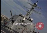Image of USS Barry Norfolk Virginia USA, 1996, second 2 stock footage video 65675034586