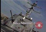 Image of USS Barry Norfolk Virginia USA, 1996, second 3 stock footage video 65675034586