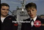 Image of USS Barry Norfolk Virginia USA, 1996, second 5 stock footage video 65675034586