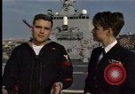 Image of USS Barry Norfolk Virginia USA, 1996, second 9 stock footage video 65675034586