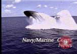 Image of USS Baltimore submarine Norfolk Virginia USA, 1996, second 4 stock footage video 65675034588