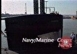 Image of USS Baltimore submarine Norfolk Virginia USA, 1996, second 7 stock footage video 65675034588