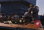 Image of crossing the line ceremonies Atlantic Ocean, 1965, second 1 stock footage video 65675034610