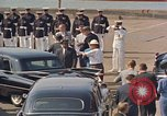 Image of Christening of the USS Enterprise (CVAN-65) Newport News Virginia USA, 1960, second 1 stock footage video 65675034613