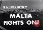 Image of battle Malta, 1942, second 1 stock footage video 65675034624
