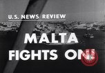 Image of battle Malta, 1942, second 2 stock footage video 65675034624
