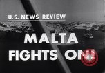 Image of battle Malta, 1942, second 3 stock footage video 65675034624