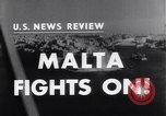Image of battle Malta, 1942, second 4 stock footage video 65675034624