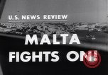 Image of battle Malta, 1942, second 5 stock footage video 65675034624