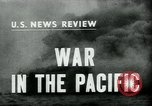 Image of battle in the pacific Midway Island, 1942, second 1 stock footage video 65675034627