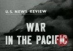 Image of battle in the pacific Midway Island, 1942, second 2 stock footage video 65675034627