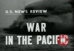 Image of battle in the pacific Midway Island, 1942, second 3 stock footage video 65675034627