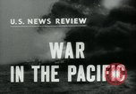Image of battle in the pacific Midway Island, 1942, second 4 stock footage video 65675034627