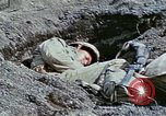 Image of US Marine combat on Iwo Jima Iwo Jima, 1945, second 9 stock footage video 65675034632