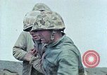 Image of US Marine combat on Iwo Jima Iwo Jima, 1945, second 12 stock footage video 65675034632