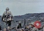 Image of Marines Iwo Jima, 1945, second 8 stock footage video 65675034633