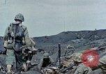 Image of Marines Iwo Jima, 1945, second 10 stock footage video 65675034633