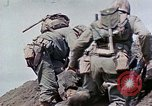 Image of Marines Iwo Jima, 1945, second 2 stock footage video 65675034634