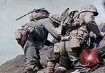 Image of Marines Iwo Jima, 1945, second 3 stock footage video 65675034634