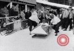 Image of Bob-sled Championship Germany, 1953, second 10 stock footage video 65675034636