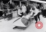 Image of Bob-sled Championship Germany, 1953, second 11 stock footage video 65675034636