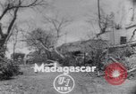Image of mass destruction Madagascar, 1953, second 1 stock footage video 65675034639