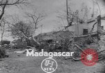 Image of mass destruction Madagascar, 1953, second 2 stock footage video 65675034639
