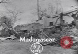 Image of mass destruction Madagascar, 1953, second 3 stock footage video 65675034639
