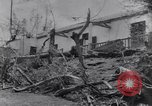 Image of mass destruction Madagascar, 1953, second 6 stock footage video 65675034639