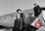 Image of Dwight D Eisenhower Washington DC USA, 1953, second 12 stock footage video 65675034640