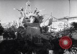 Image of Mardi Gras celebration Viareggio Italy, 1953, second 4 stock footage video 65675034642
