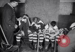 Image of Ice Hockey match Tacoma Washington USA, 1953, second 9 stock footage video 65675034643