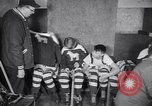 Image of Ice Hockey match Tacoma Washington USA, 1953, second 10 stock footage video 65675034643