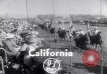 Image of Palm Springs Rodeo California United States USA, 1953, second 2 stock footage video 65675034644