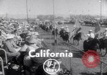 Image of Palm Springs Rodeo California United States USA, 1953, second 3 stock footage video 65675034644