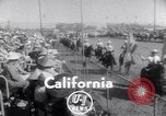 Image of Palm Springs Rodeo California United States USA, 1953, second 4 stock footage video 65675034644