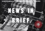 Image of President Carmona Portugal, 1949, second 4 stock footage video 65675034646