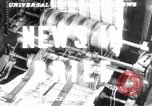 Image of British carrier catapult United Kingdom, 1952, second 1 stock footage video 65675034654