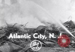 Image of fire Atlantic City New Jersey USA, 1952, second 3 stock footage video 65675034655