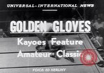 Image of Golden Gloves New York City USA, 1952, second 4 stock footage video 65675034656