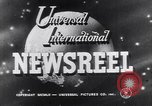 Image of Kurt Carlsen United Kingdom, 1952, second 2 stock footage video 65675034657